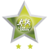 Logo keurmerk LEAN and GREEN star